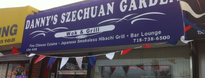 Danny's Szechuan Garden is one of Queens Eats.