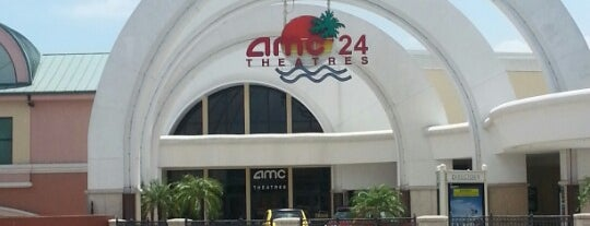 AMC Sunset Place 24 is one of Tempat yang Disukai Val.