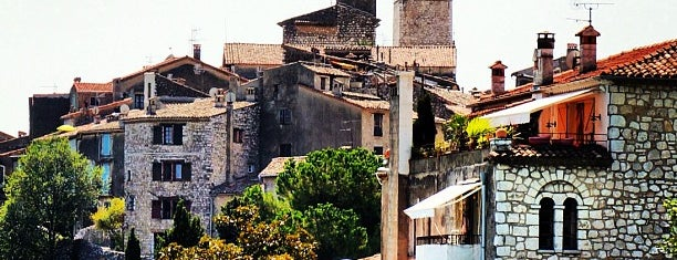 Saint-Paul-de-Vence is one of Nizza.