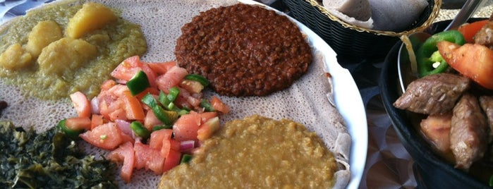 Ethiopic is one of Favorite Washington, DC Restaurants.