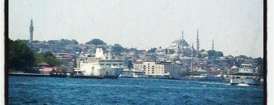 Istanbul Deniz Otobusu is one of Arto'nun Beğendiği Mekanlar.