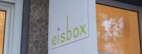 eisbox is one of It's always time for ice cream!.