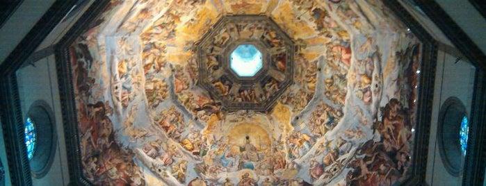 Cupola del Duomo di Firenze is one of 101 posti da vedere a Firenze prima di morire.
