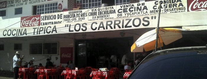 Cecina Los Carrizos is one of Locais curtidos por Bob.