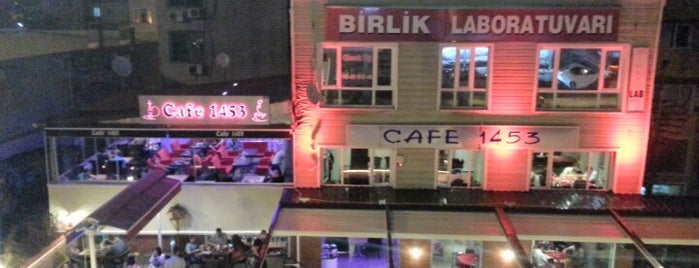 Cafe 1453 is one of nargilede 1 numara.