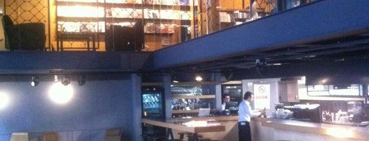 Bistro Cafe-Salt beyoglu is one of Yerim, içerim..