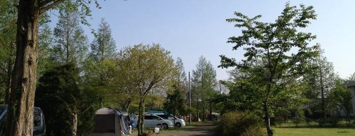 Eleven Auto Camp Park is one of 行きたいキャンプ場.