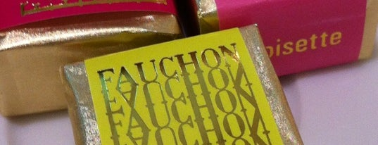 Fauchon is one of Doha.