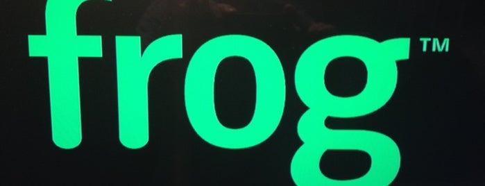 frog design is one of Silicon Alley, NYC (List #2).
