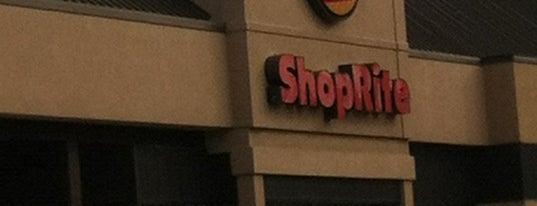 ShopRite is one of Locais curtidos por Lindsaye.