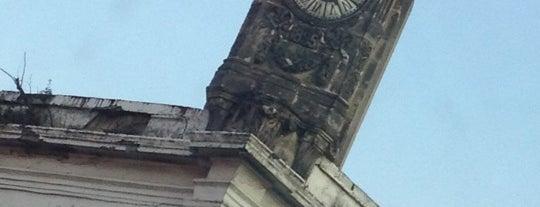 El Reloj de 1895 is one of Encuentros Urbanos.