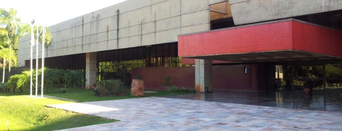 Centro de Convenções Arquiteto Rubens Gil de Camillo is one of Lucianaさんのお気に入りスポット.