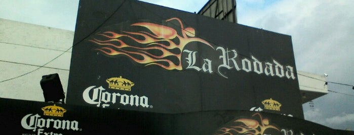 La Rodada is one of lugares para rockear!!!.