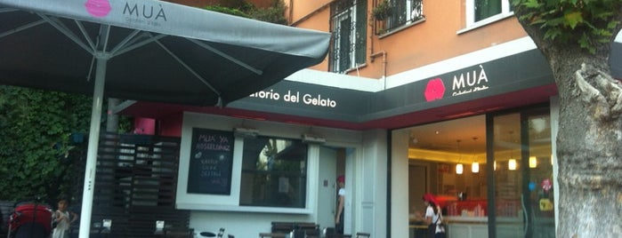 MUA Gelatieri d'Italia is one of Zomato.
