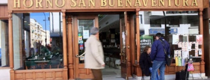 Horno de San Buenaventura is one of Sevilla & Madrid.