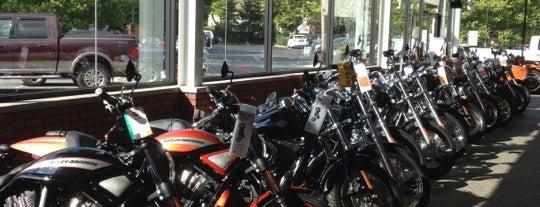 Liberty Harley-Davidson is one of Lugares favoritos de Keith.