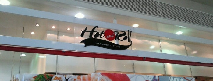 Hot And Roll is one of Lugares favoritos de Paulo H..
