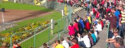 Steigerwaldstadion is one of International Sports~Part 1....