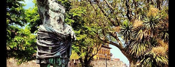 Pasado romano en Gijón