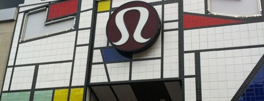 lululemon athletica is one of Top picks for Clothing Stores.