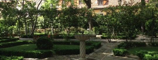 Jardín del Príncipe de Anglona is one of The Best Of Madrid.