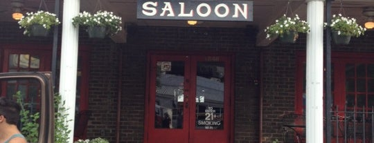 Longbranch Saloon is one of Taylor 님이 좋아한 장소.