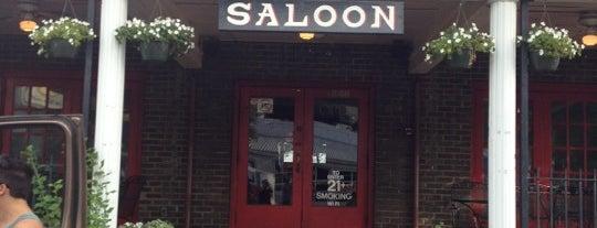 Longbranch Saloon is one of Lugares favoritos de Taylor.