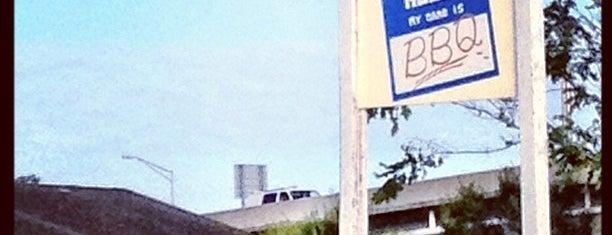Hello My Name Is BBQ World HQ is one of Rachel : понравившиеся места.