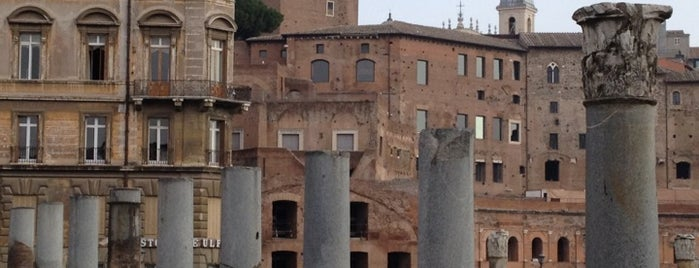 Foro di Cesare is one of Supova in Roma.