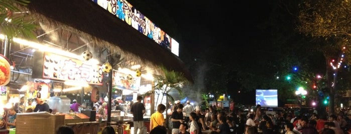 Sungai Pinang Food Court (檳榔河) is one of Penang.