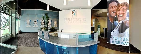 Reflections at Laurelwood Sales Centre is one of Laurelwood Favourites.