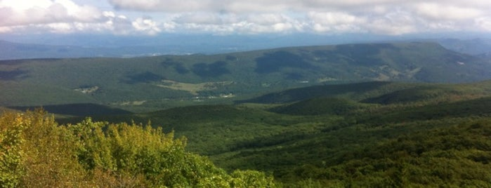 Dolly Sods is one of Priority date places.