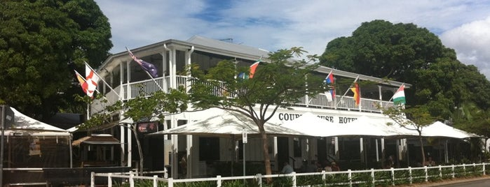 Court House Hotel is one of Aliさんのお気に入りスポット.