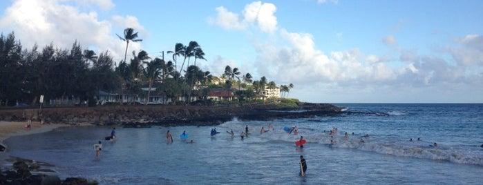 Brennecke's Beach is one of Shaka!.