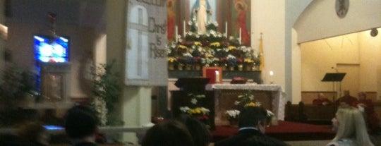 Our Lady of Grace R.C. Church is one of Lieux qui ont plu à Sheila.
