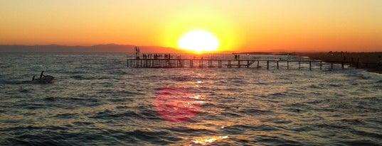 Asteria Elita Resort beach is one of Antalya.