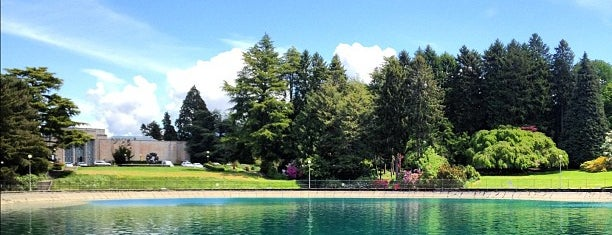 Volunteer Park is one of Seattle's Best Great Outdoors - 2012.