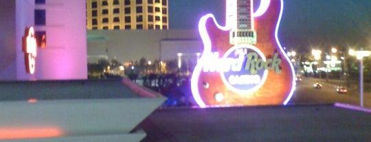 Hard Rock Live Biloxi is one of Hard Rock Cafes I've Visited.