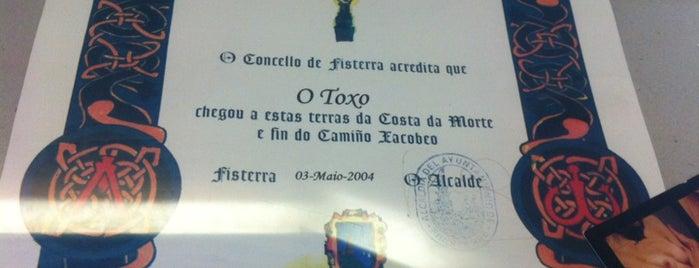 Restaurante O'Toxo is one of Sitios pendientes.