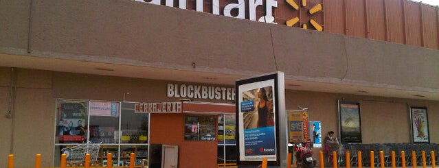 Walmart is one of All-time favorites in Mexico.