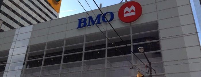 BMO Bank of Montreal is one of Toronto.
