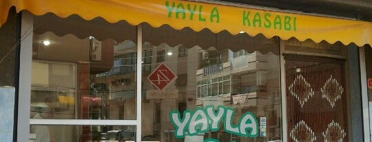 Yayla Kasabı is one of Pelin 님이 좋아한 장소.