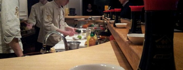 Izumi Sushi is one of Favorite food.