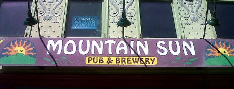 Mountain Sun Pub & Brewery is one of Best Breweries in the World.