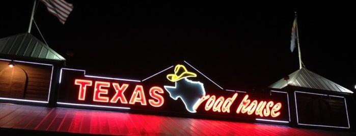 Texas Roadhouse is one of Locais curtidos por Guilherme.