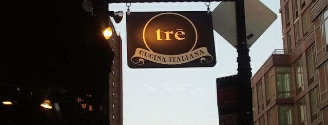Tre Restaurant & Wine Bar is one of New York III.