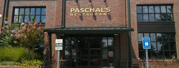 Paschal's Restaurant is one of To Do Restaurants.