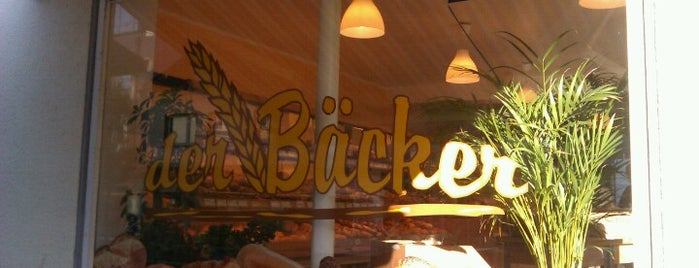 der Bäcker is one of Coffee & Relax.