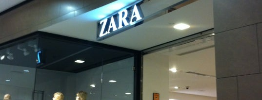 Zara is one of UFSC e etc..