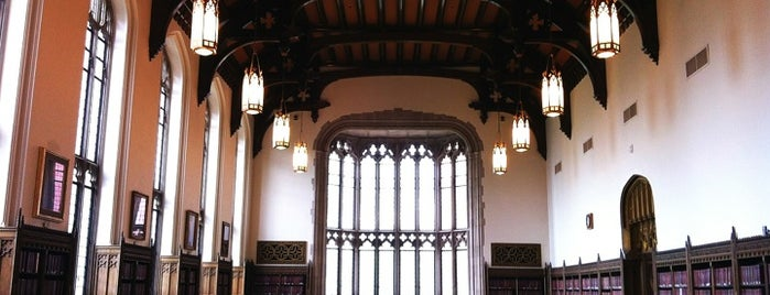 Bizzell Memorial Library is one of Favorite Norman Spots.
